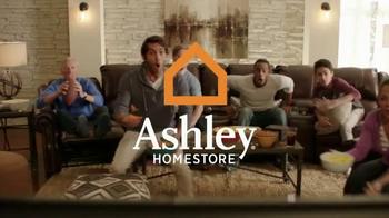 Ashley HomeStore Columbus Day Sale TV Spot, 'Football Season' - Thumbnail 1