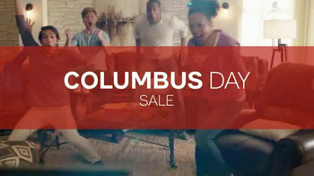Ashley HomeStore Columbus Day Sale TV Spot, 'Football Season' - Thumbnail 2