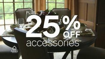 Ashley HomeStore Columbus Day Sale TV Spot, 'Football Season' - Thumbnail 5
