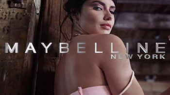 Maybelline New York The Blushed Nudes TV Spot, 'Dare' Feat. Adriana Lima - Thumbnail 1