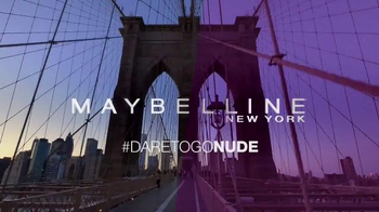 Maybelline New York The Blushed Nudes TV Spot, 'Dare' Feat. Adriana Lima - Thumbnail 10