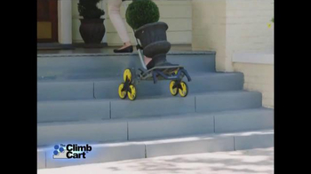 Climb Cart TV Spot, 'A Handcart With No Strain and No Pain' - Thumbnail 3