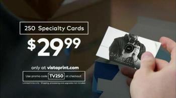 Vistaprint Specialty Cards TV Spot, 'Photographer' - Thumbnail 8
