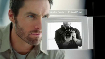 Vistaprint Specialty Cards TV Spot, 'Photographer' - Thumbnail 4