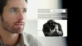 Vistaprint Specialty Cards TV Spot, 'Photographer' - Thumbnail 5