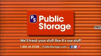 Public Storage TV Spot, 'Moving Emily's Playhouse Into Storage' - Thumbnail 9