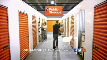 Public Storage TV Spot, 'Moving Emily's Playhouse Into Storage' - Thumbnail 2