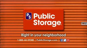Public Storage TV Spot, 'Moving Emily's Playhouse Into Storage' - Thumbnail 7