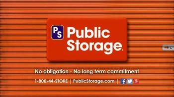 Public Storage TV Spot, 'Moving Emily's Playhouse Into Storage' - Thumbnail 8