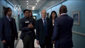Starz TV Spot, 'Blunt Talk' - Thumbnail 2
