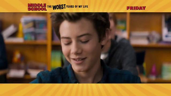Middle School: The Worst Years of My Life - Alternate Trailer 13