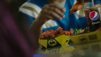 Buffalo Wild Wings TV Spot, 'Hand Forks' - 427 commercial airings