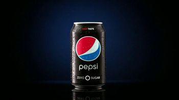 Pepsi Zero Sugar TV Spot, 'Tear'