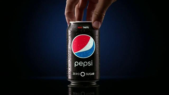 Pepsi Zero Sugar TV Spot, \'Nothing\'