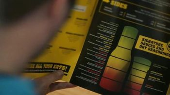 Buffalo Wild Wings TV Spot, 'Red Will Hurt You' - 437 commercial airings