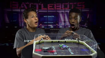 Hexbug BattleBots TV Spot, \'Embrace the Battle\'