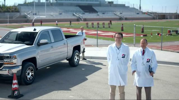 Bridgestone Tires Dueler H/L Alenza Plus TV Spot, 'Go' Ft. Larry Fitzgerald - Thumbnail 1