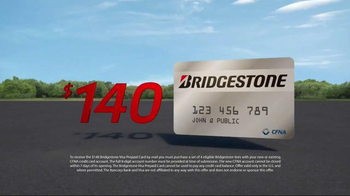 Bridgestone Tires Dueler H/L Alenza Plus TV Spot, 'Go' Ft. Larry Fitzgerald - Thumbnail 7