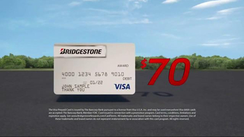 Bridgestone Tires Dueler H/L Alenza Plus TV Spot, 'Go' Ft. Larry Fitzgerald - Thumbnail 6