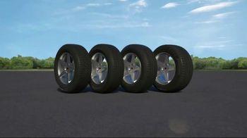 Bridgestone Tires Dueler H/L Alenza Plus TV Spot, 'Go' Ft. Larry Fitzgerald