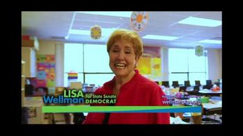 Lisa Wellman TV Spot, 'Accountability and Results' - Thumbnail 2