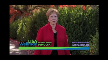 Lisa Wellman TV Spot, 'Accountability and Results'