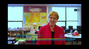 Lisa Wellman TV Spot, 'Accountability and Results' - Thumbnail 6
