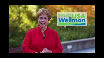 Lisa Wellman TV Spot, 'Accountability and Results' - Thumbnail 9