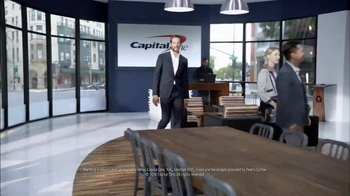 Capital One TV Spot, 'Reimagining Banking' - Thumbnail 2