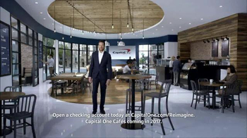 Capital One TV Spot, 'Reimagining Banking' - Thumbnail 4