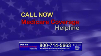 Medicare Coverage Helpline TV Spot, 'Extra Benefits' - Thumbnail 1