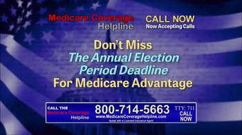 Medicare Coverage Helpline TV Spot, 'Extra Benefits' - Thumbnail 3