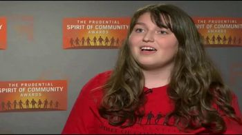 The Prudential Spirit of Community Awards TV Spot, 'Honoring Excellence' - Thumbnail 7
