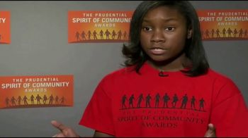 The Prudential Spirit of Community Awards TV Spot, 'Honoring Excellence' - Thumbnail 8