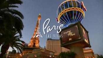 Paris Las Vegas Hotel & Casino TV Spot, 'The Romantic Side of the Strip' - Thumbnail 1
