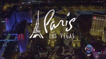 Paris Las Vegas Hotel & Casino TV Spot, 'The Romantic Side of the Strip' - Thumbnail 8