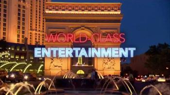 Paris Las Vegas Hotel & Casino TV Spot, 'The Romantic Side of the Strip' - Thumbnail 2