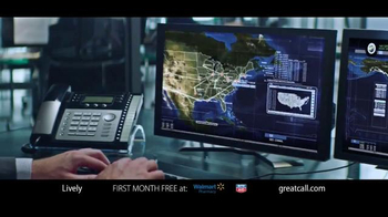 GreatCall Lively Alert TV Spot, 'Dog Volunteer: First Month Free' - Thumbnail 7