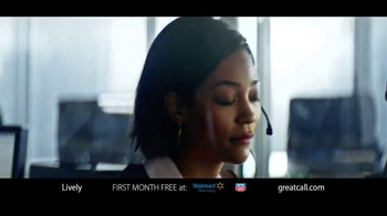 GreatCall Lively Alert TV Spot, 'Dog Volunteer: First Month Free' - Thumbnail 8