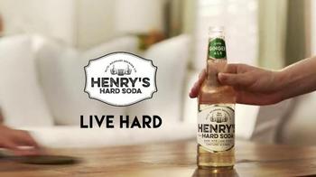 Henry's Hard Soda TV Spot, 'Fountain' - Thumbnail 10
