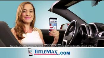 TitleMax TV Spot, 'Obtenga efectivo' [Spanish] - Thumbnail 3