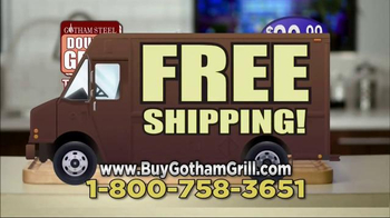 Gotham Steel Double Grill TV Spot, 'Made with Ti-Cerama' - Thumbnail 8