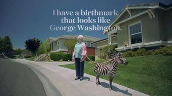 SafeAuto TV Spot, 'Terrible Quotes: Birthmark' - 253 commercial airings
