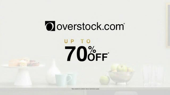 Overstock.com Anniversary Sale TV Spot, 'Celebrate and Save' - Thumbnail 8