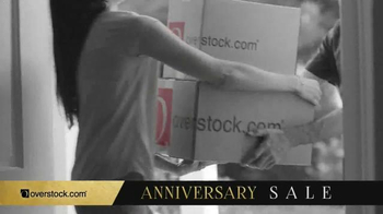 Overstock.com Anniversary Sale TV Spot, 'Celebrate and Save' - Thumbnail 5