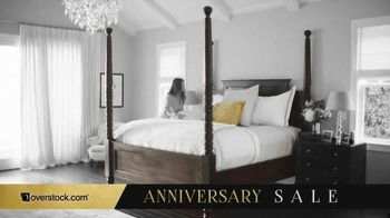 Overstock.com Anniversary Sale TV Spot, 'Celebrate and Save' - Thumbnail 6