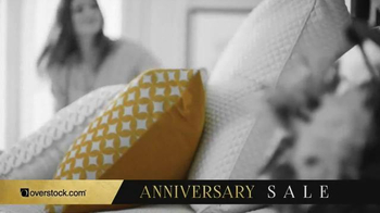 Overstock.com Anniversary Sale TV Spot, 'Celebrate and Save' - Thumbnail 7