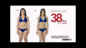 Hydroxy Cut TV Spot, 'Extra Help: Jessica'