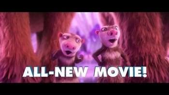 Ice Age: Collision Course Home Entertainment TV Spot - Thumbnail 1