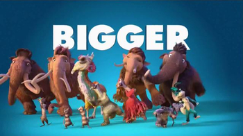 Ice Age: Collision Course Home Entertainment TV Spot - Thumbnail 2